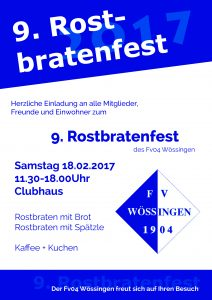 Rostbratenfest